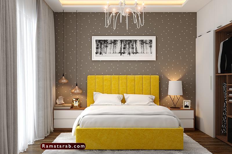 ورق حائط غرف نوم10