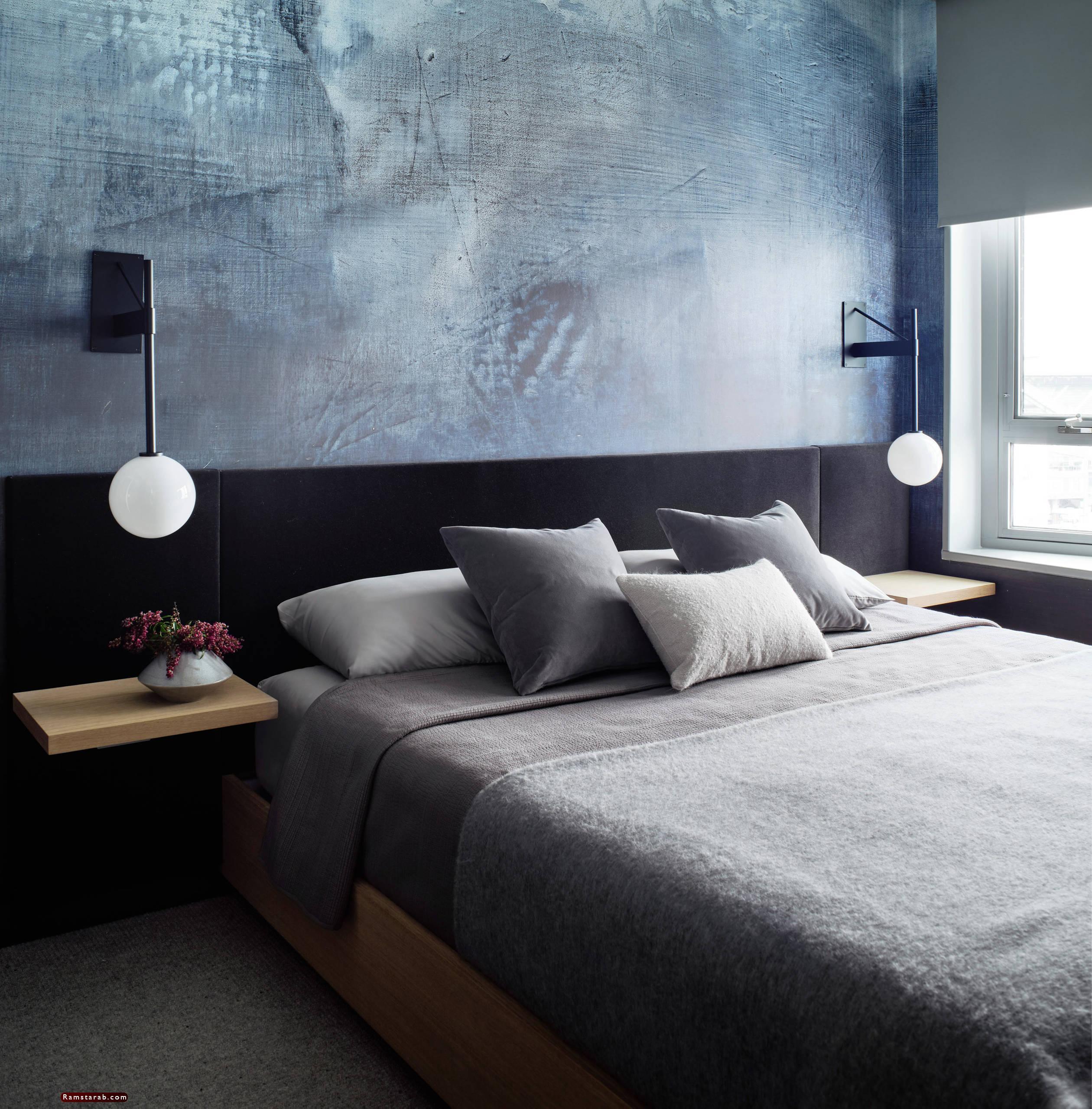 ورق حائط غرف نوم5