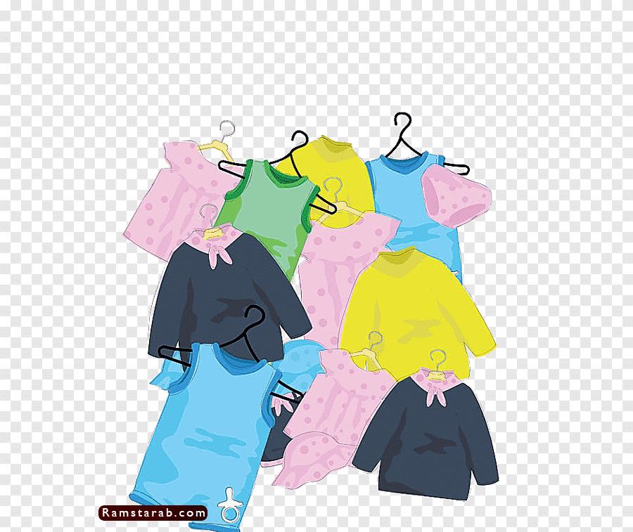 ملابس كرتون6