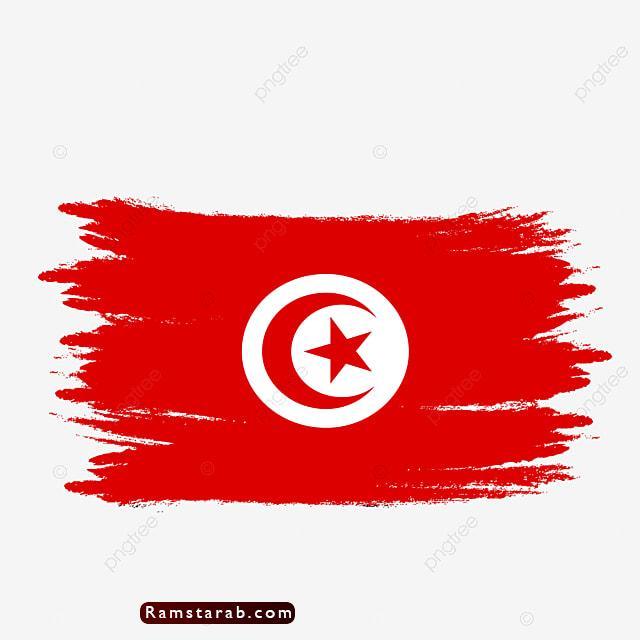 علم تونس14