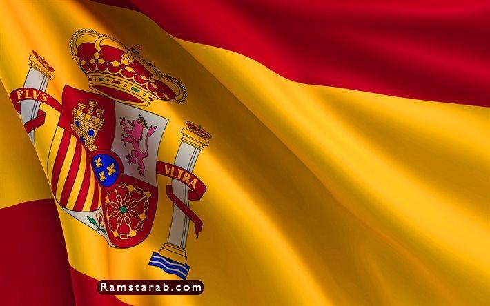 صور علم اسبانيا8