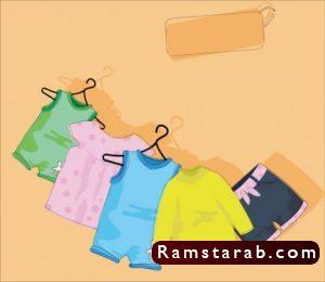 ملابس كرتون5