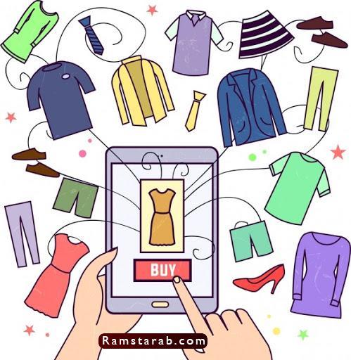 ملابس كرتون4