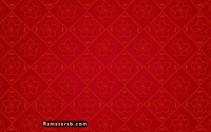 خلفيات حمراء3